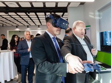 KMG Automation принял участие в открытии тренингового центра Schneider Electric в г.Атырау